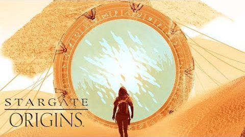 STARGATE ORIGINS – Official Teaser Trailer