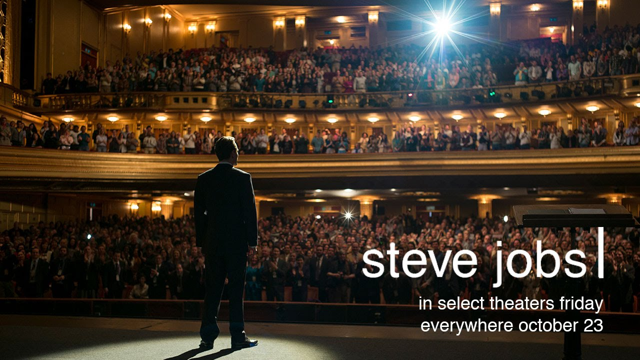 Steve Jobs – In Select Theaters Friday, Everywhere October 23 (TV Spot 50) (HD)
