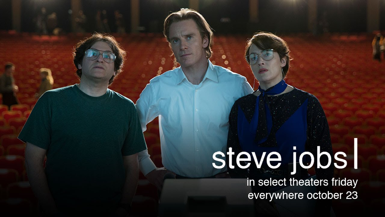 Steve Jobs – In Select Theaters Friday, Everywhere October 23 (TV Spot 48) (HD)