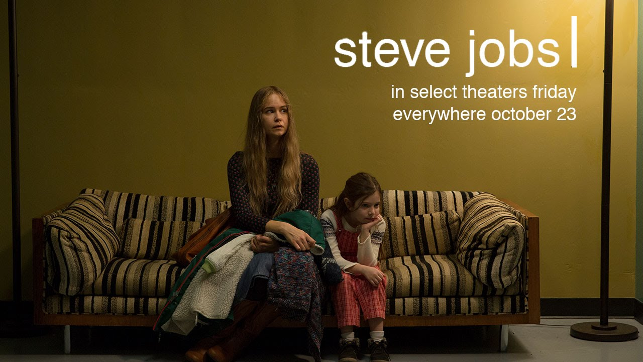 Steve Jobs – In Select Theaters Friday, Everywhere October 23 (TV Spot 44) (HD)