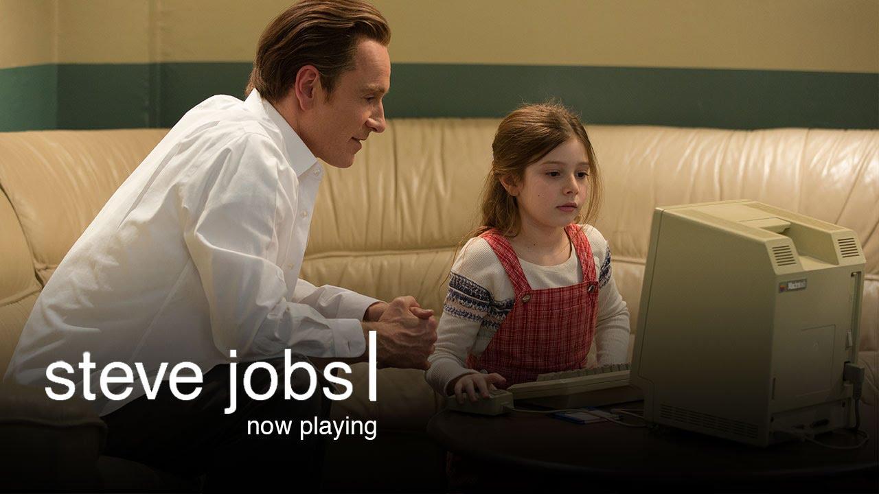 Steve Jobs – Now Playing (TV Spot 57) (HD)