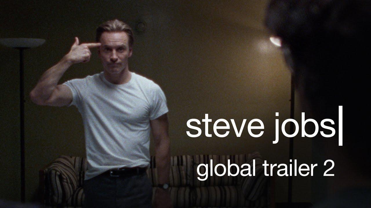 Steve Jobs – Official Trailer 2| Danny Boyle | Michael Fassbender | 2015