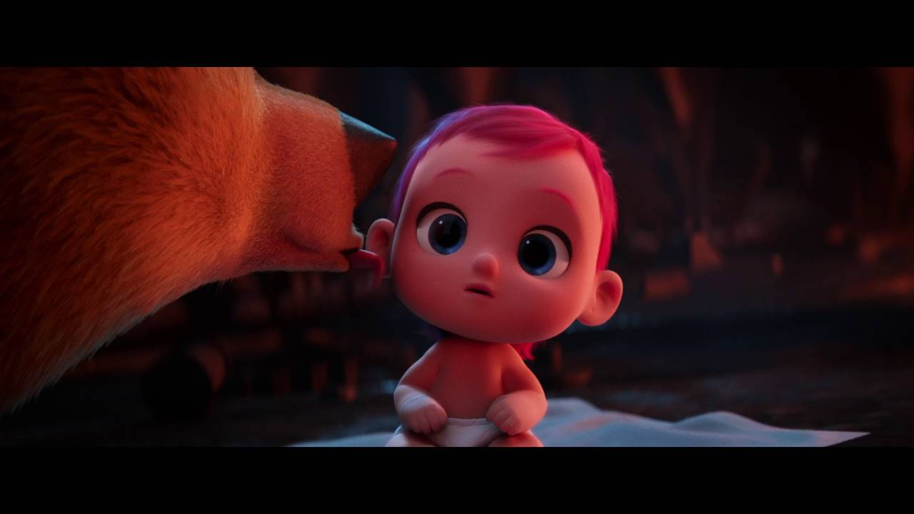 Storks – I'm the Alpha Clip – Official Warner Bros. UK