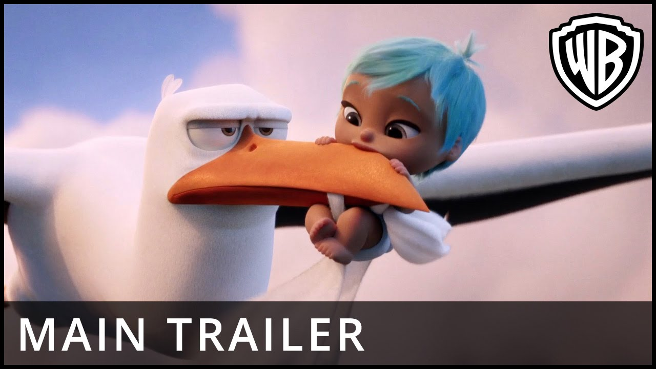 Storks – Main Trailer – Official Warner Bros. UK