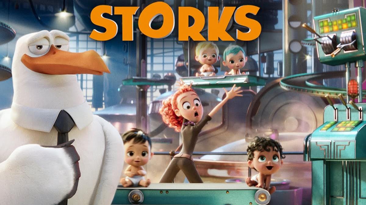Storks – Official Announcement Trailer [HD]