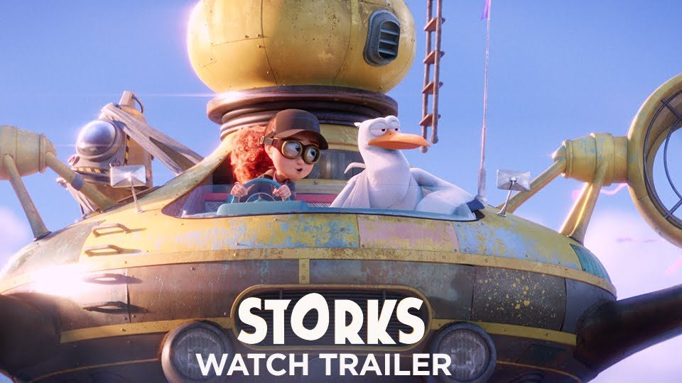 Storks – Official Trailer 2