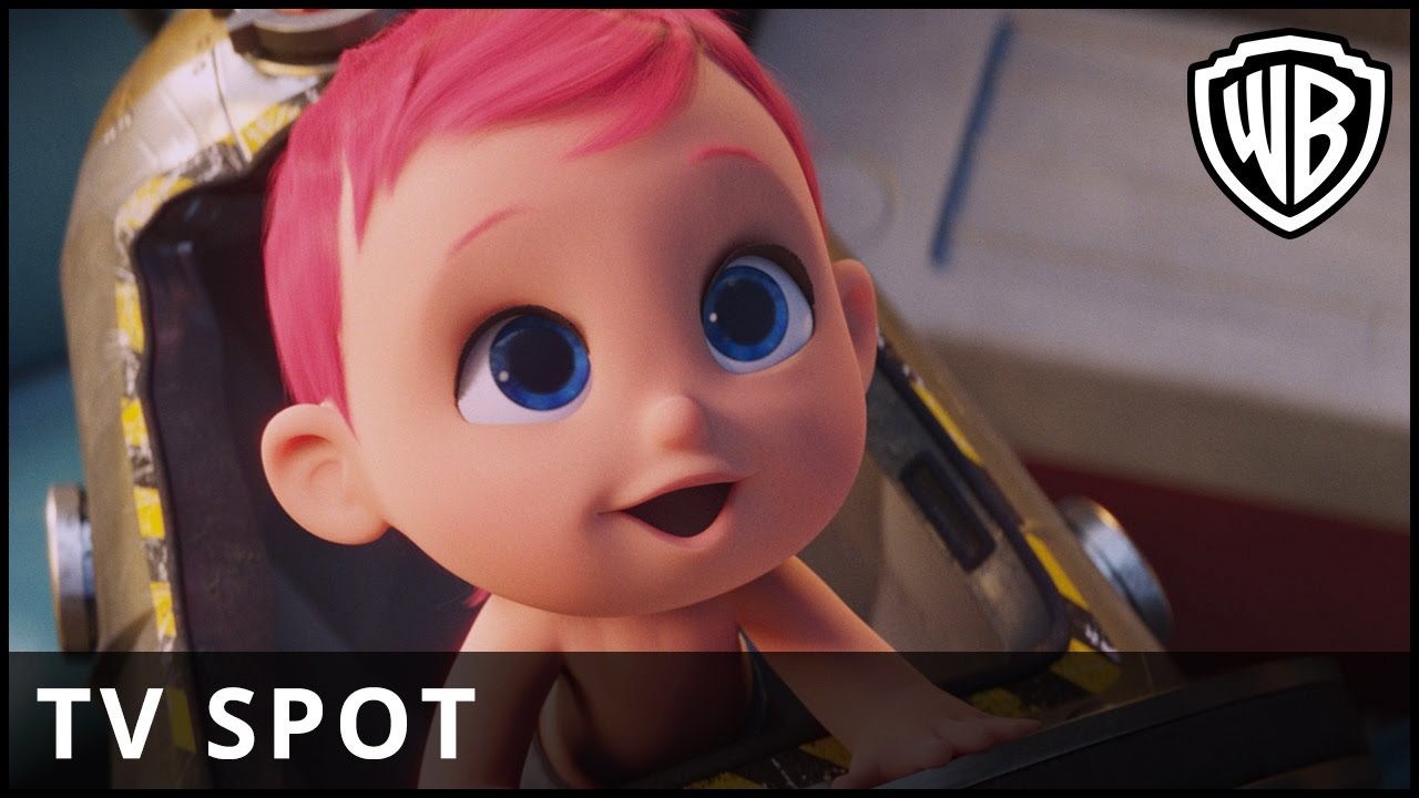 Storks – Surprise TV Spot – Warner Bros. UK