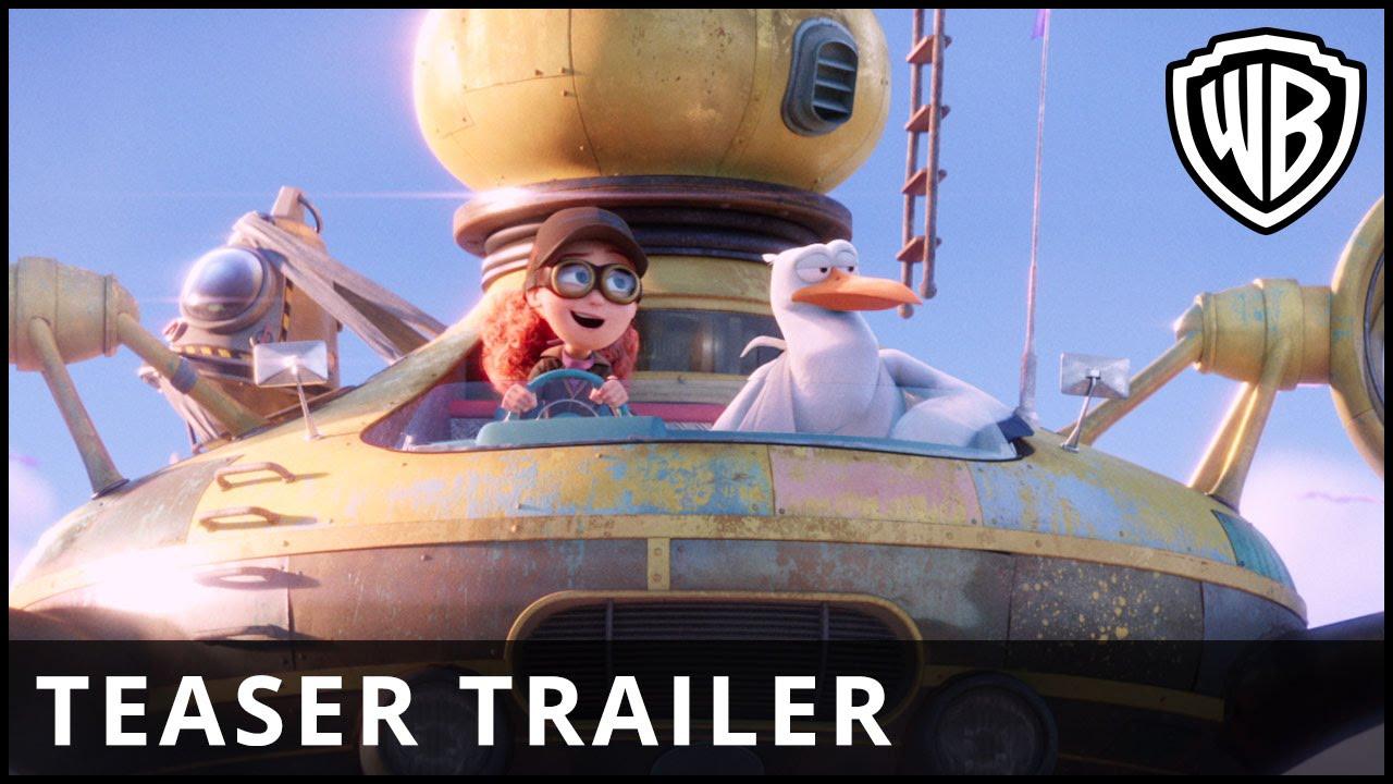 Storks – Teaser Trailer 2 – Official Warner Bros. UK
