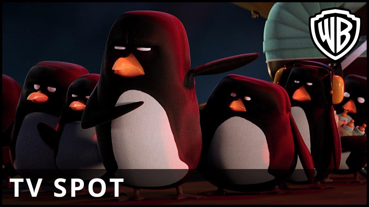 Storks TV Spot – Never Surrender – Official Warner Bros. UK
