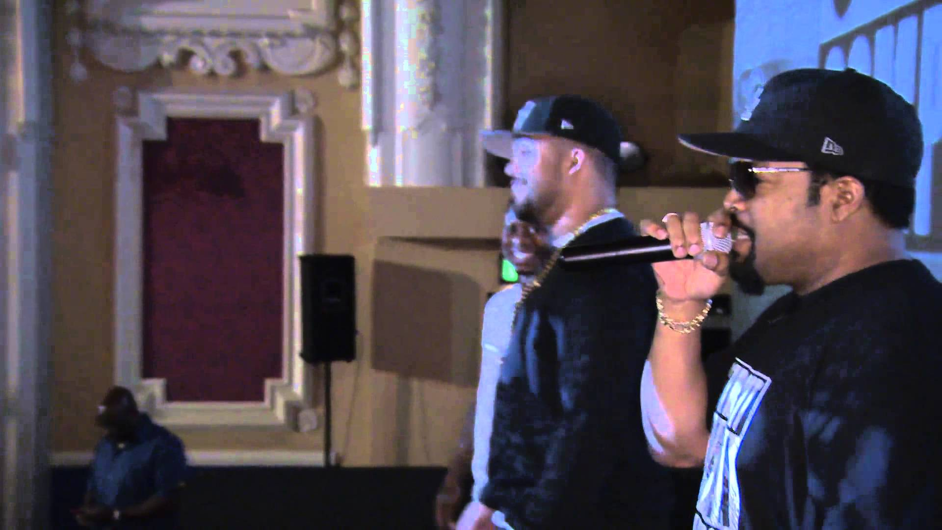 Straight Outta Compton – Brixton Screening (Universal Pictures) HD