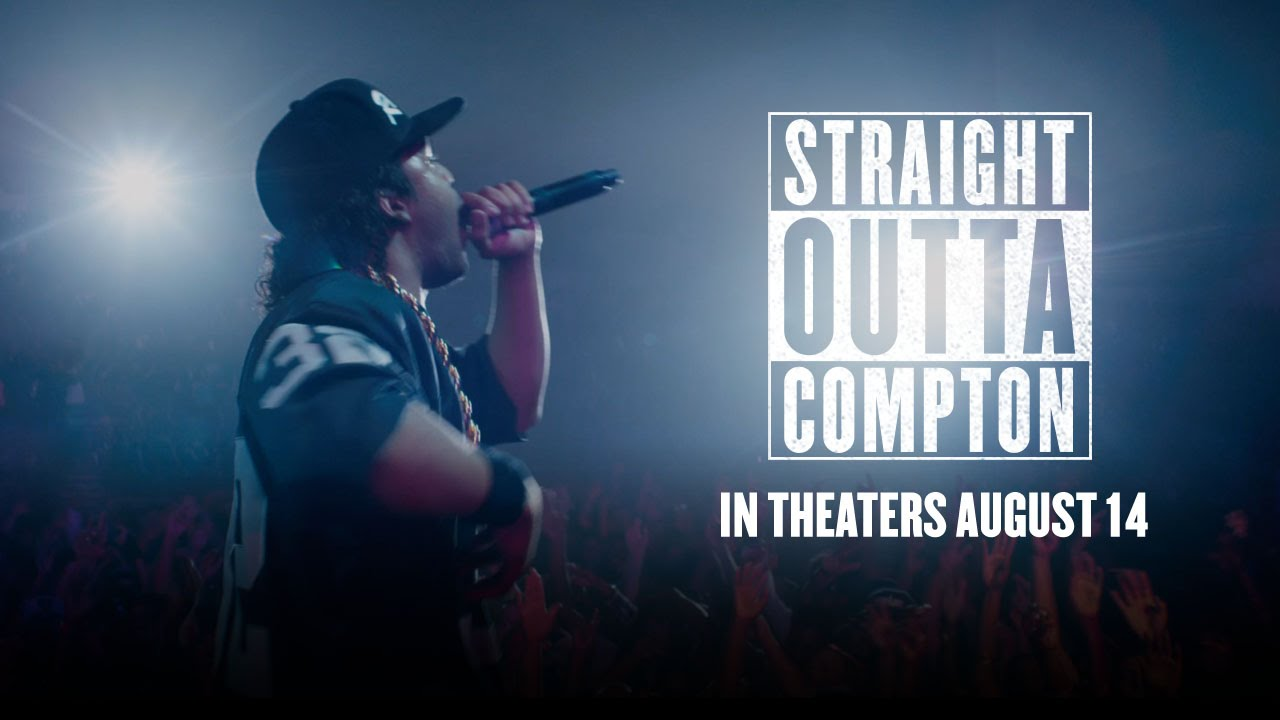 "Straight Outta Compton – Featurette: ""Rappers on N.W.A Part 1"""