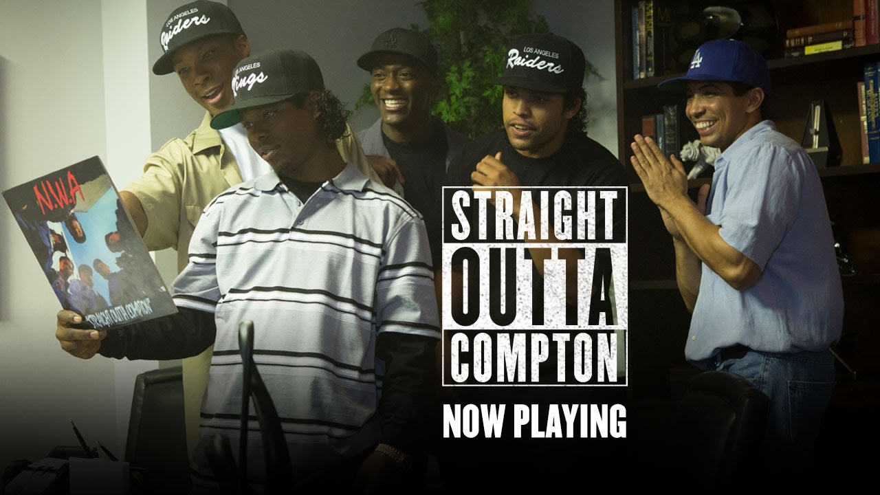 Straight Outta Compton – Now Playing (HD)