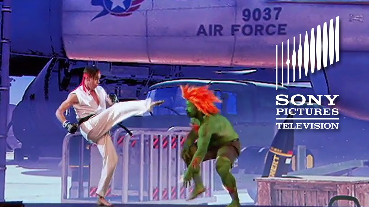 Street Fighters – The Gong Show