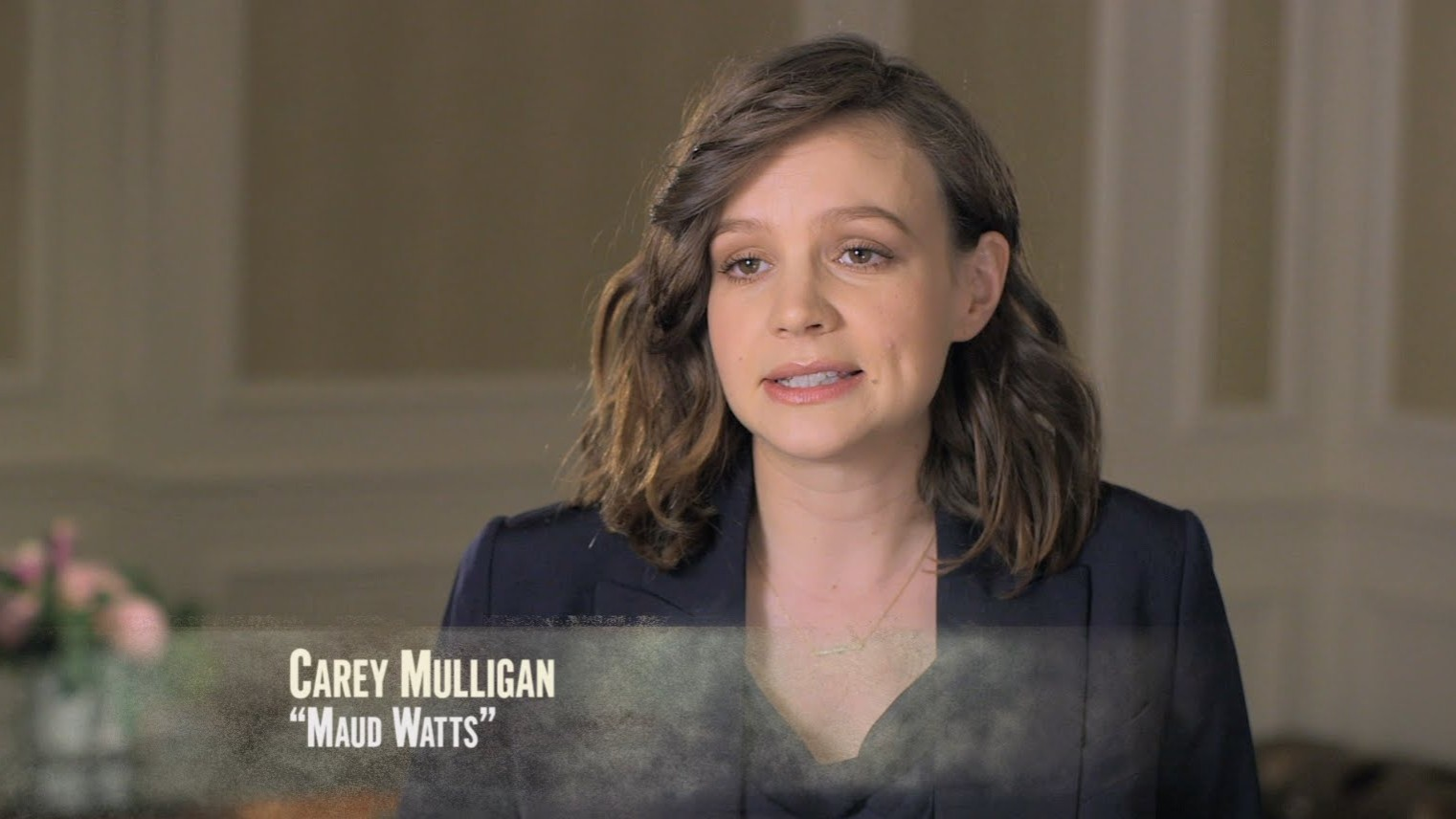 SUFFRAGETTE – Meet Carey Mulligan as Maud Watts – In Theaters Now