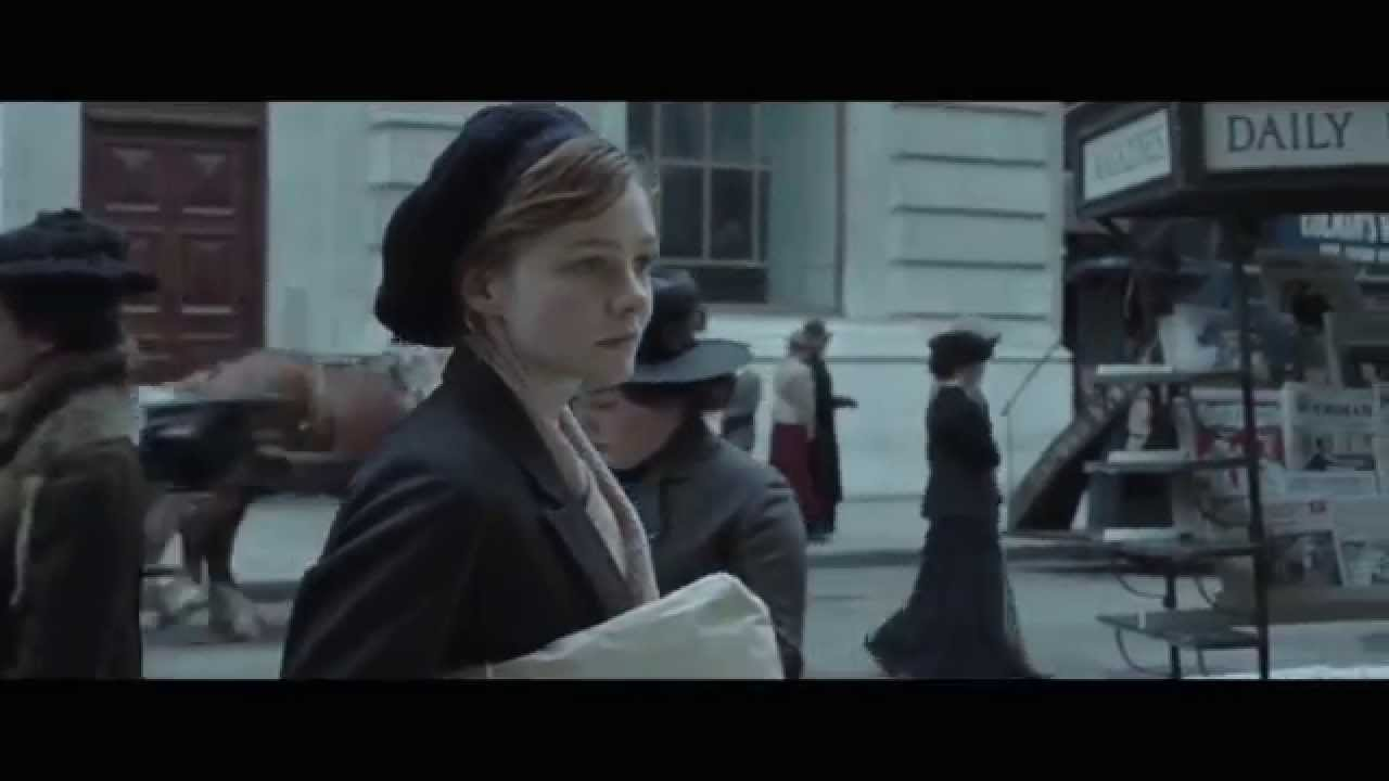 SUFFRAGETTE – Official Trailer – In Theaters October 2015