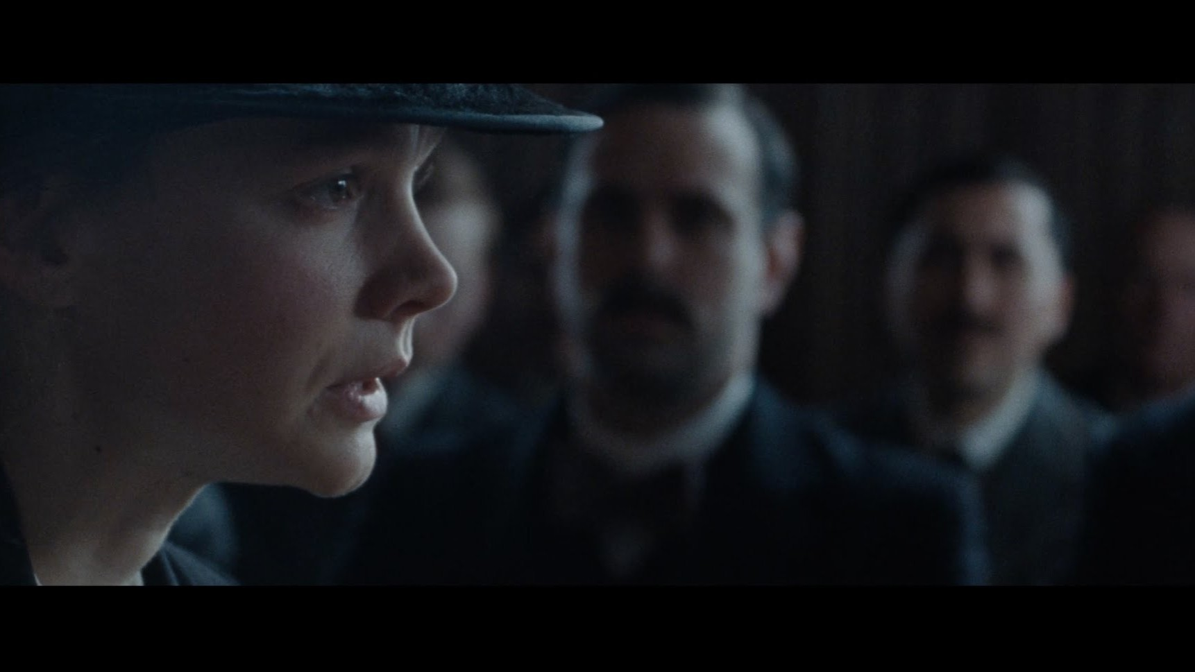 SUFFRAGETTE – Story – In Theaters October 23