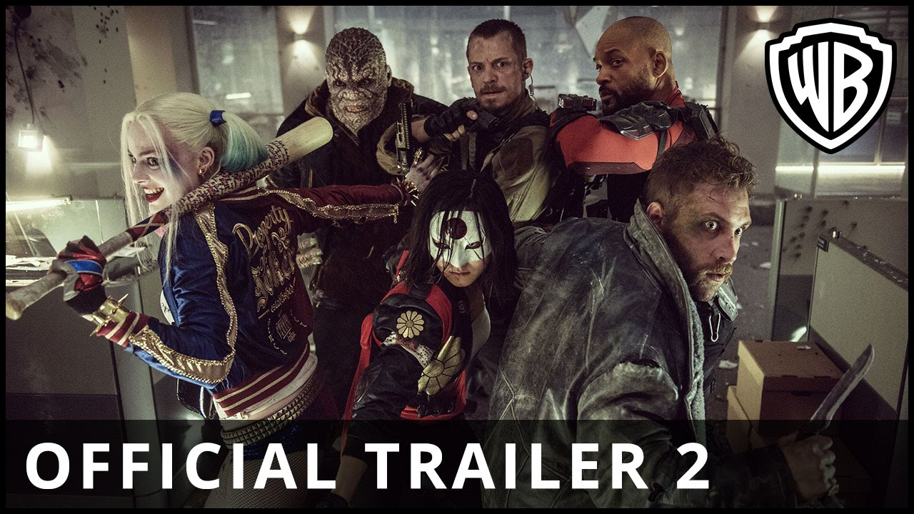 Suicide Squad – Blitz Trailer – Official Warner Bros. UK