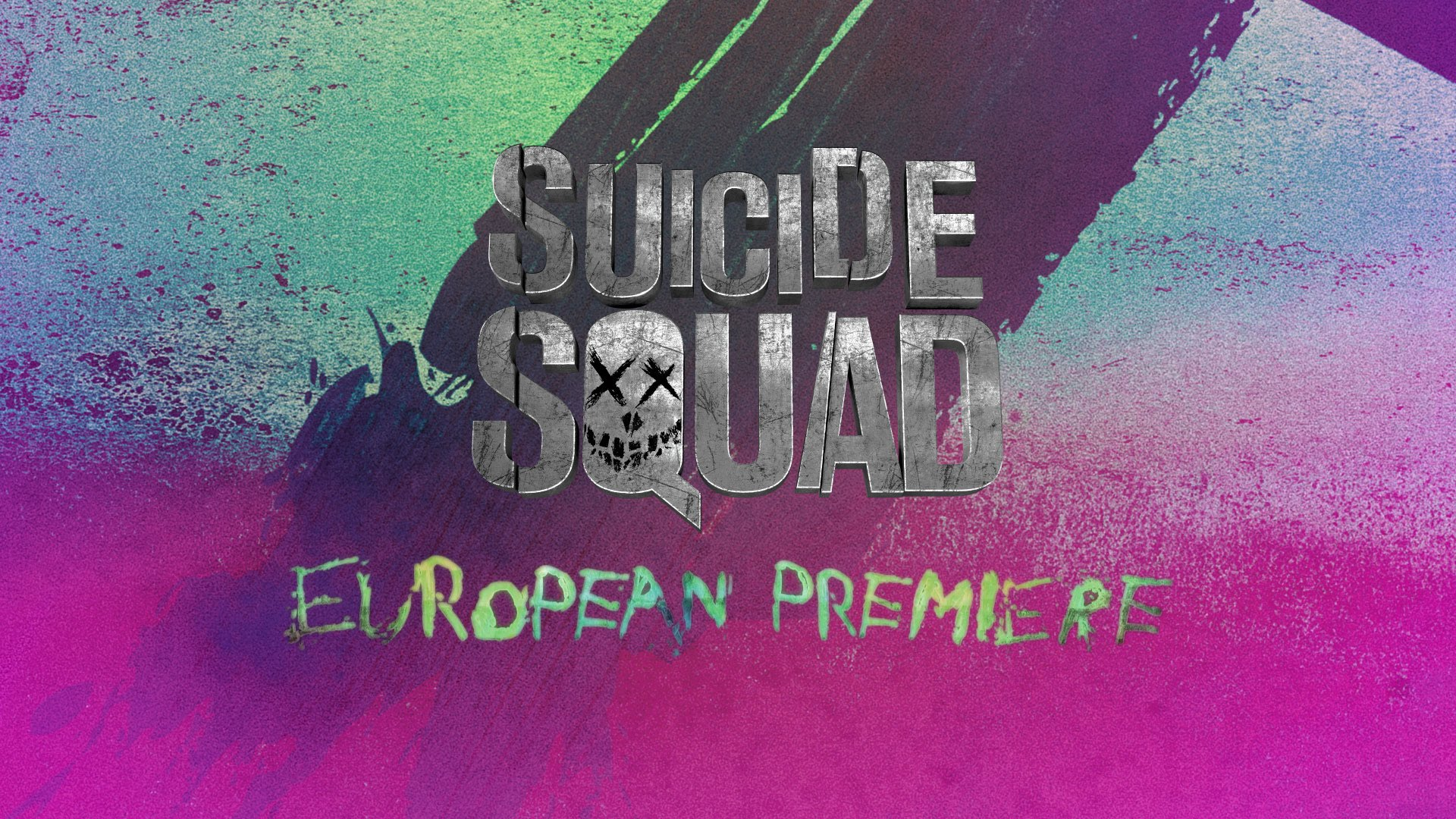 Suicide Squad – European Premiere Live! – Official Warner Bros. UK