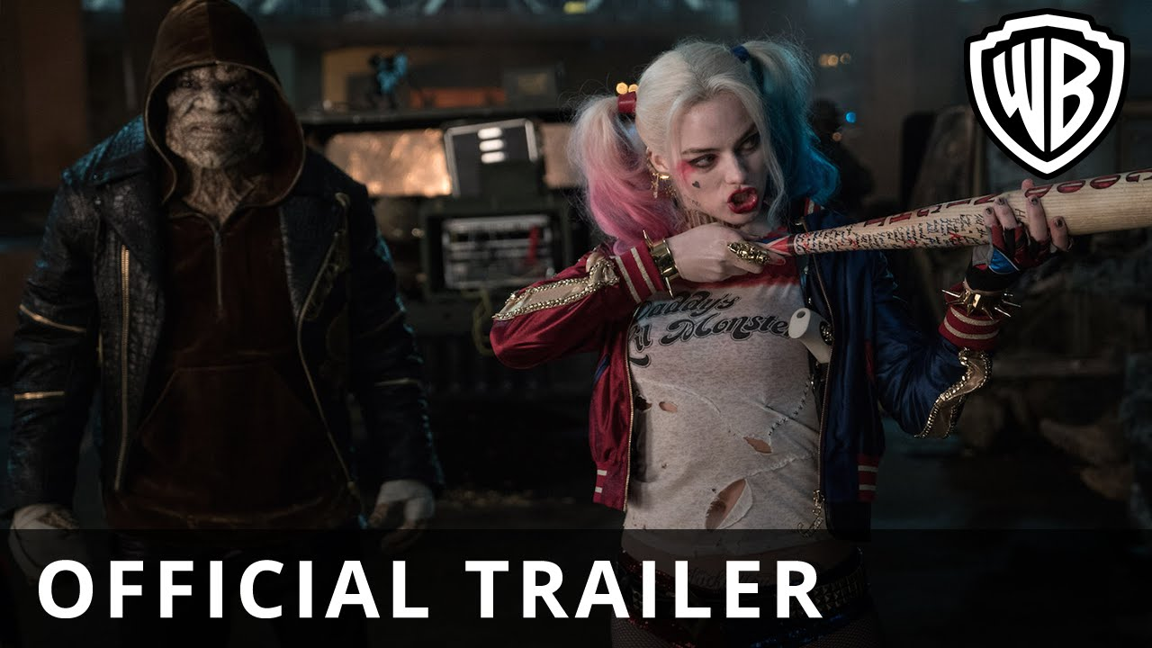 Suicide Squad – Teaser Trailer – Official Warner Bros. UK