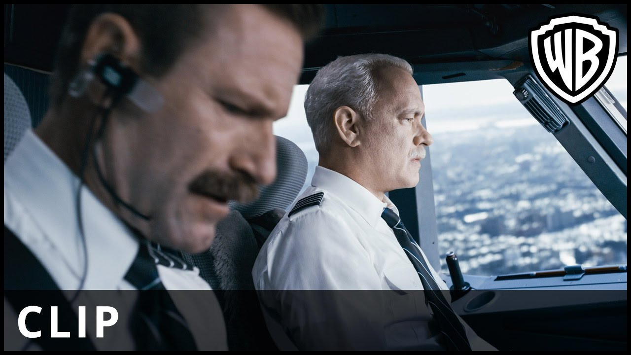 Sully: Miracle on the Hudson – Brace for Impact Clip – Warner Bros. UK