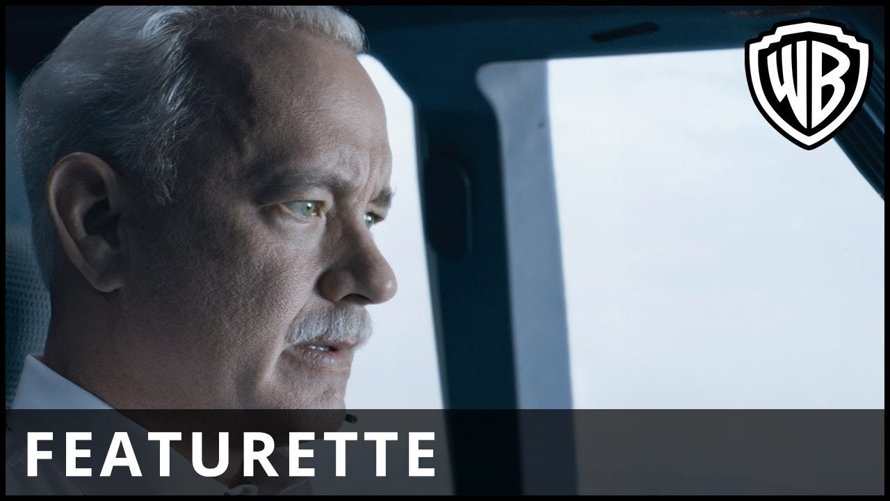 Sully: Miracle on the Hudson – International Featurette – Warner Bros. UK