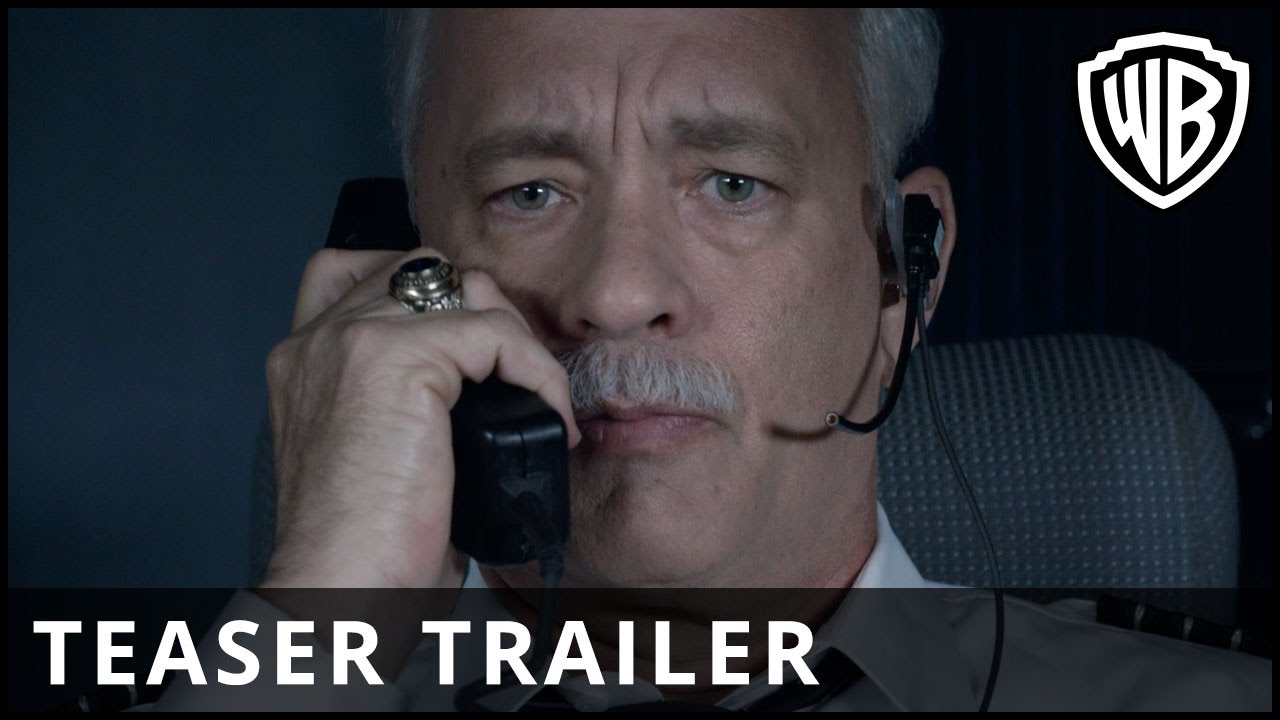 Sully: Miracle on the Hudson –  Teaser Trailer – Warner Bros. UK