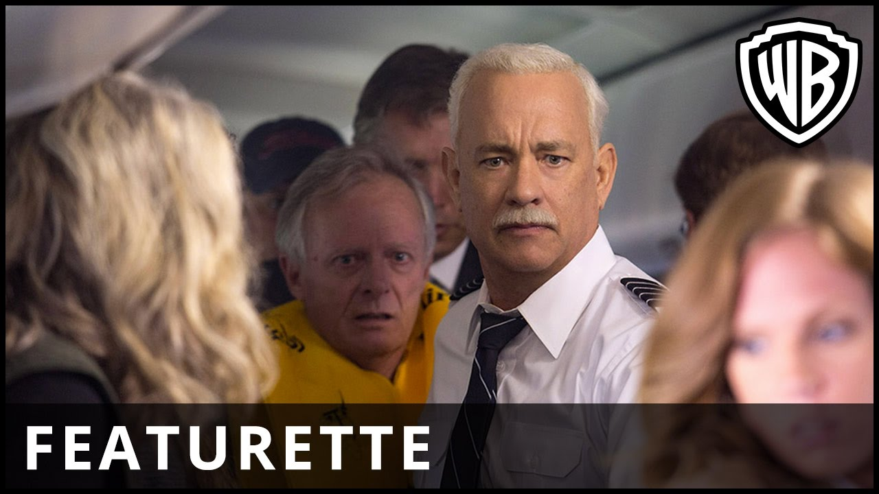 Sully: Miracle on the Hudson – The People Behind the Miracle Featurette – Warner Bros. UK