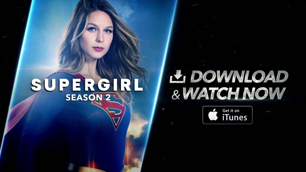 Supergirl – Season 2 Official Trailer – Warner Bros. UK