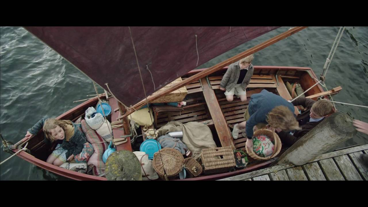 Swallows & Amazons – Here's To Swallow Clip – In Cinemas August 19