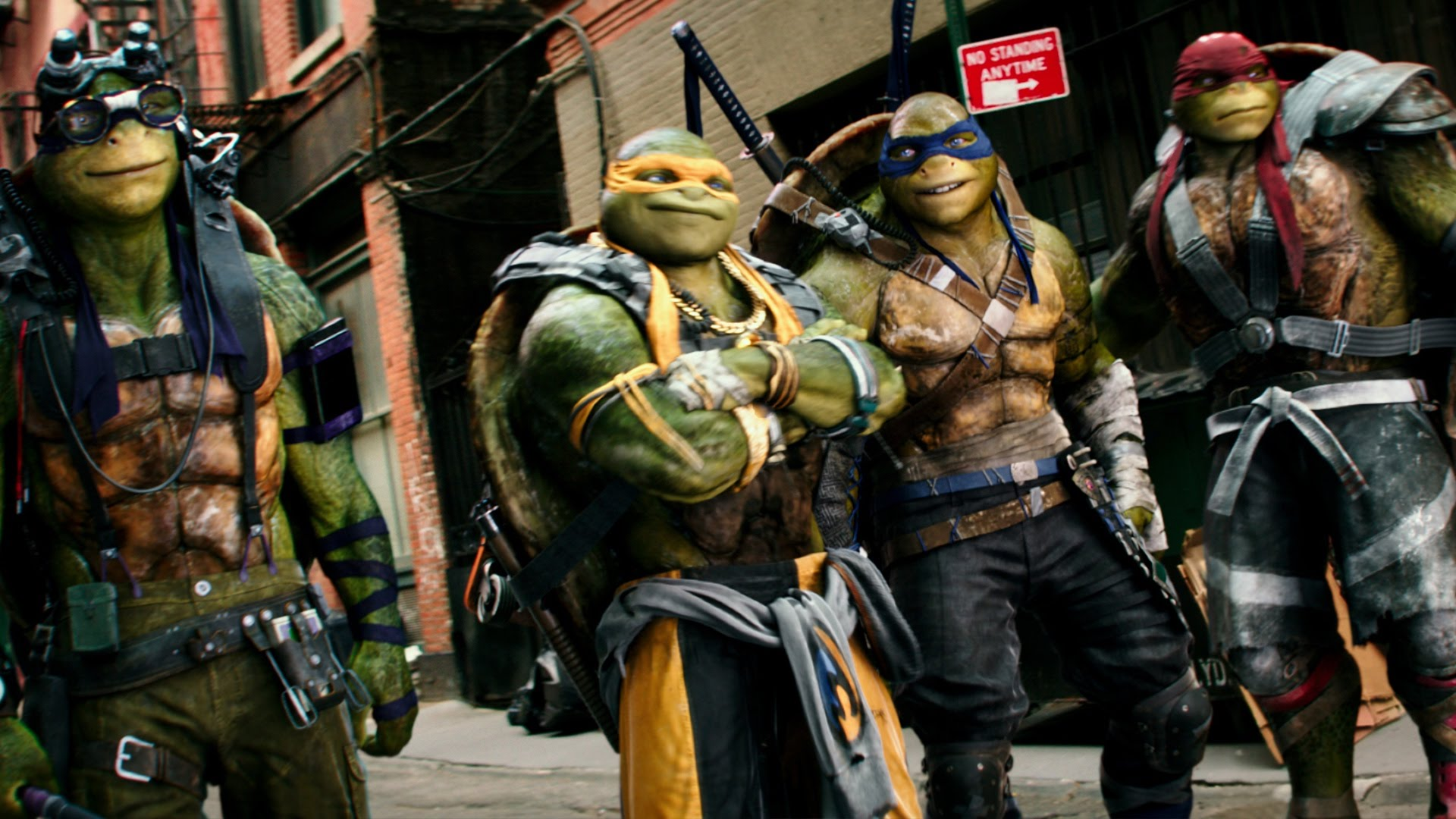 Teenage Mutant Ninja Turtles: Out of the Shadows | Trailer #1 | Paramount Pictures UK