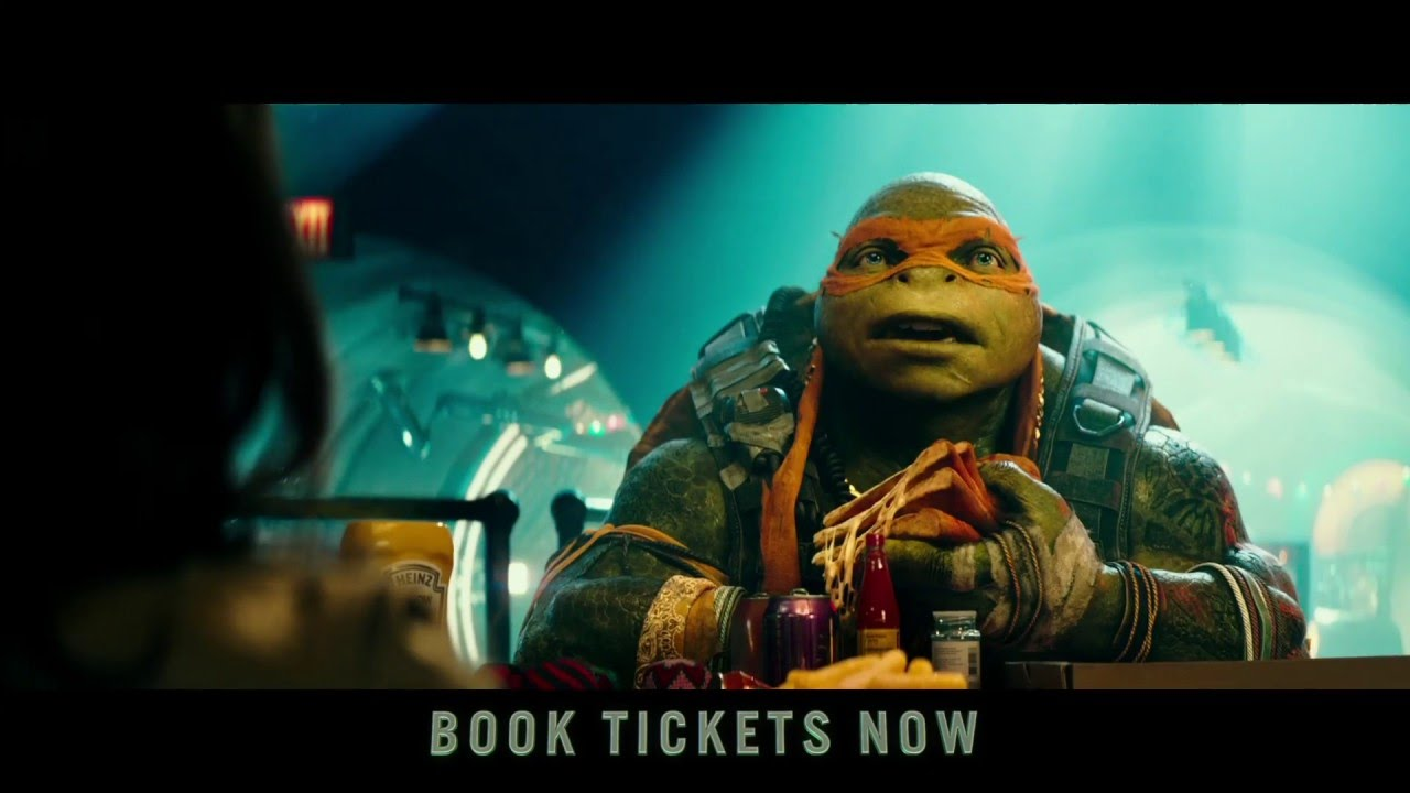 Teenage Mutant Ninja Turtles: Out of the Shadows | Red Onions Spot | Paramount Pictures UK