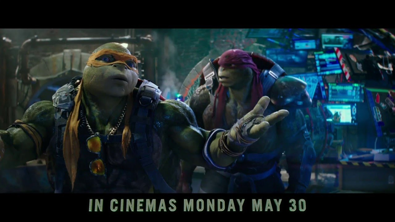 Teenage Mutant Ninja Turtles: Out of the Shadows   Become Spot   Paramount Pictures UK