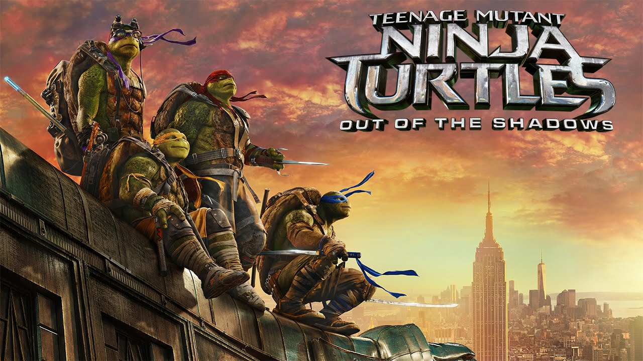 Teenage Mutant Ninja Turtles: Out of the Shadows | Trailer #3 | Paramount Pictures UK
