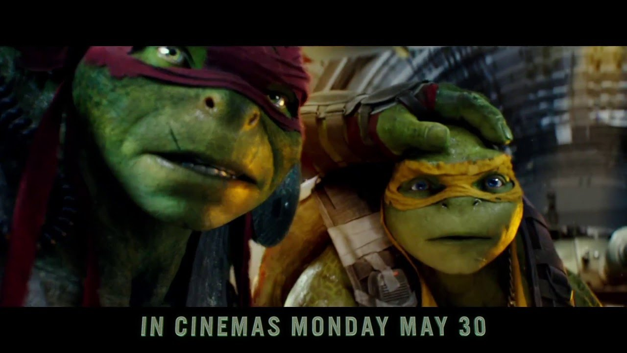 Teenage Mutant Ninja Turtles: Out of the Shadows | Sausage Spot – New | Paramount Pictures UK