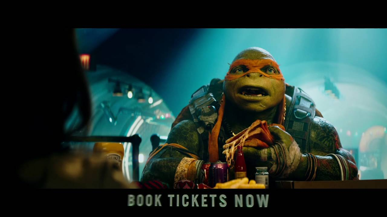 Teenage Mutant Ninja Turtles: Out of the Shadows | Pesto | Paramount Pictures UK