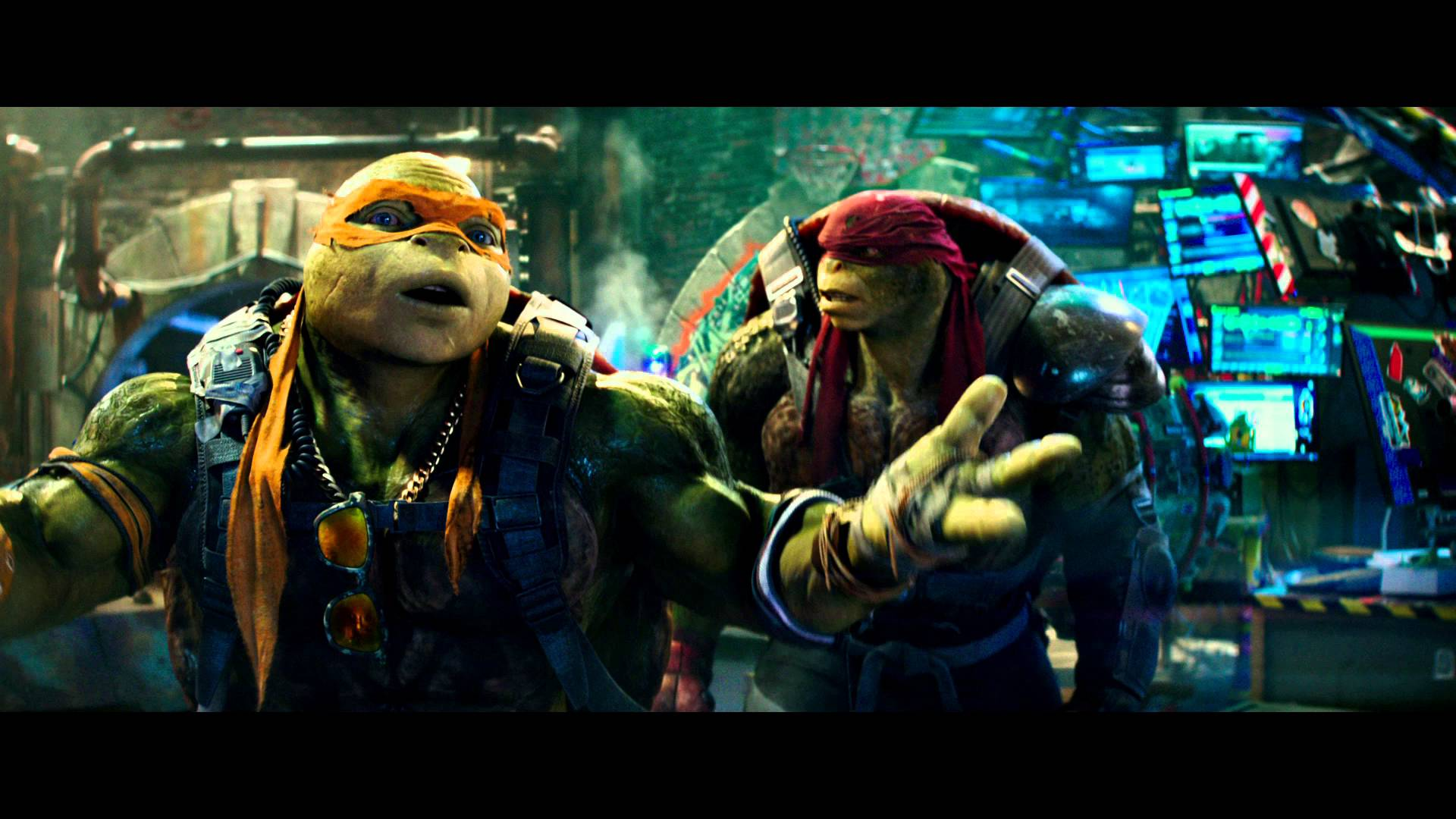 Teenage Mutant Ninja Turtles: Out of the Shadows | Big Game Spot | Paramount Pictures UK