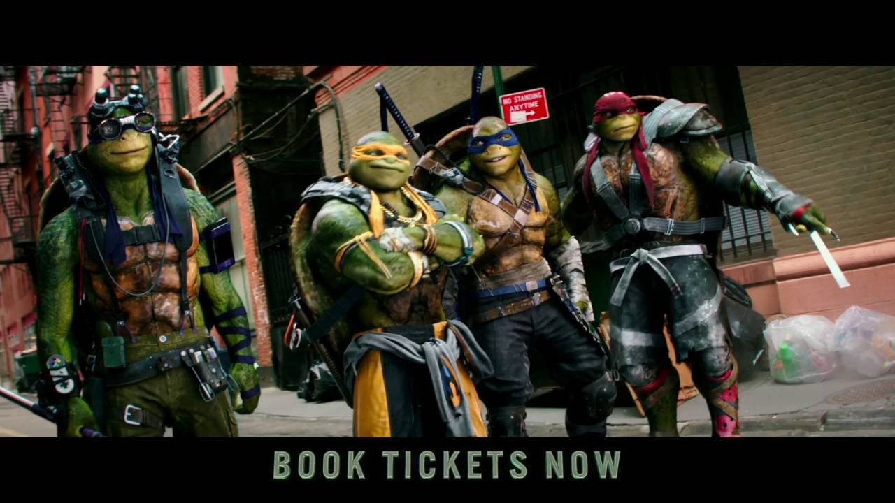 Teenage Mutant Ninja Turtles: Out of the Shadows | Join Spot | Paramount Pictures UK