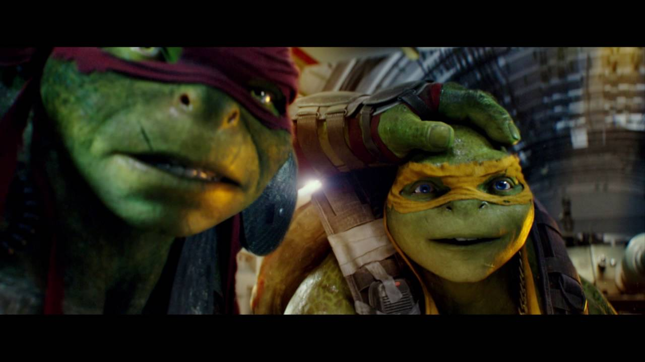 Teenage Mutant Ninja Turtles: Out of the Shadows | Featurette: Sheamus | Paramount Pictures UK