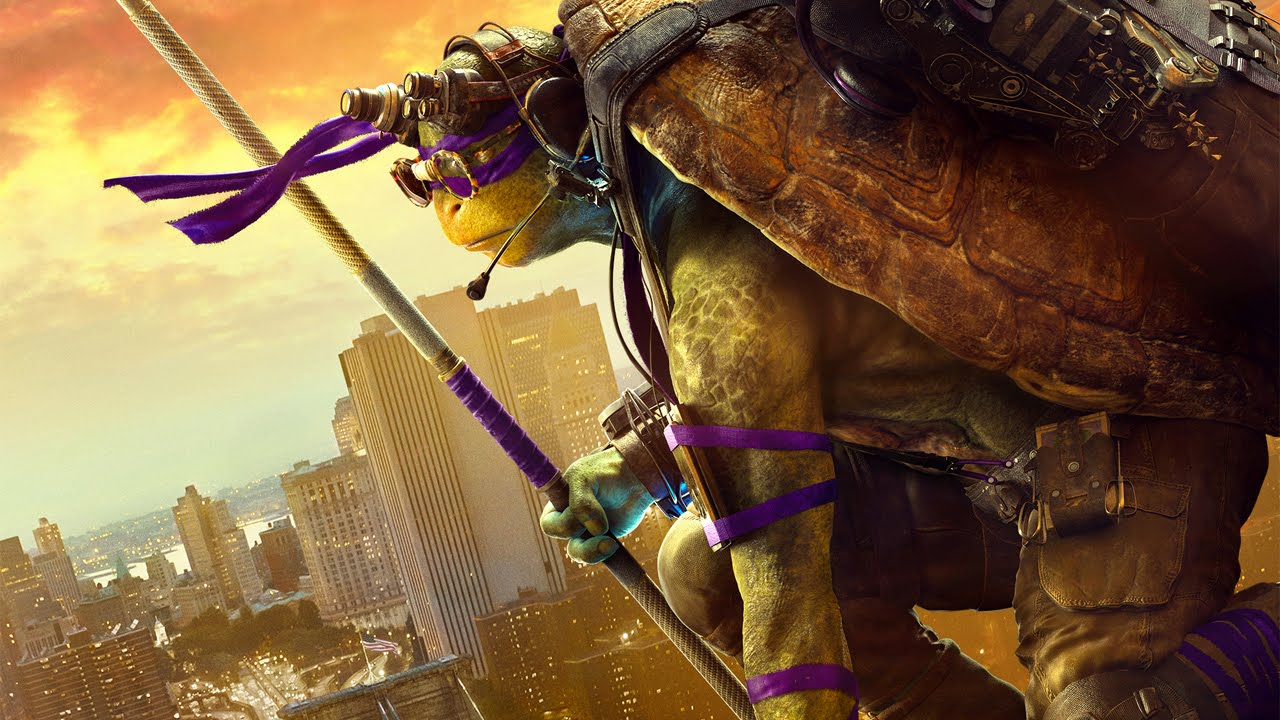Teenage Mutant Ninja Turtles: Out of the Shadows | Donatello Cinemagraph | Paramount Pictures UK