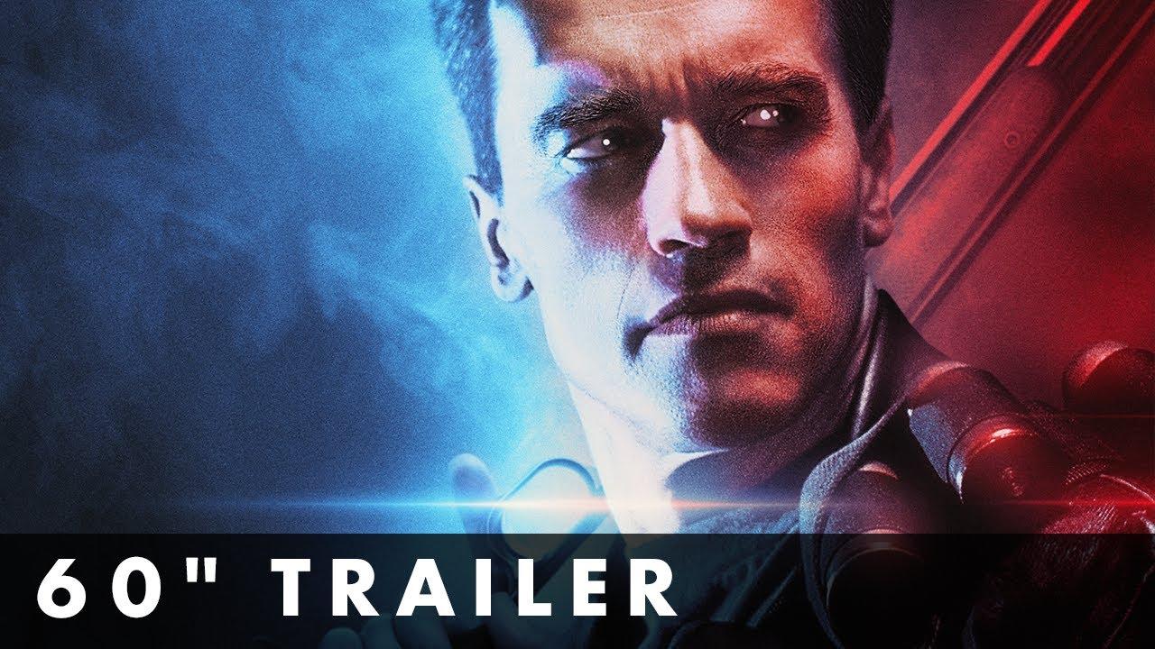 TERMINATOR 2: 3D – UK Trailer – Dir. by James Cameron & starring Arnold Schwarznegger