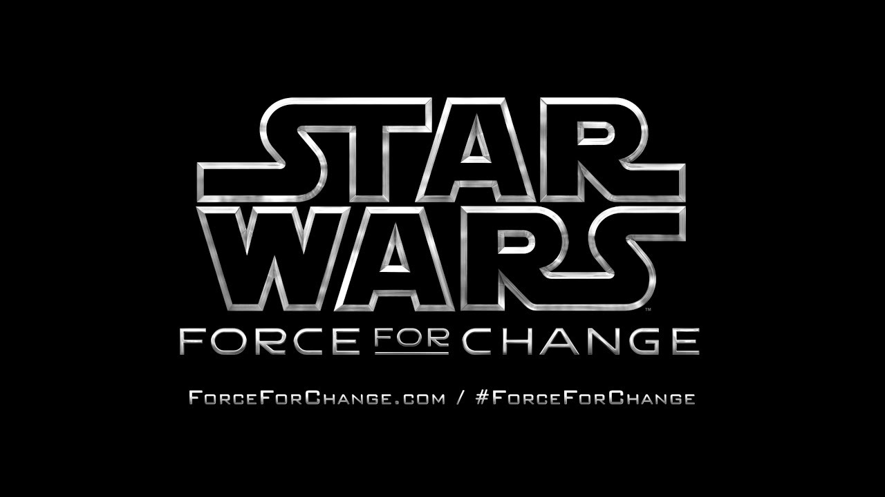 Thank You For Being A Force For Change