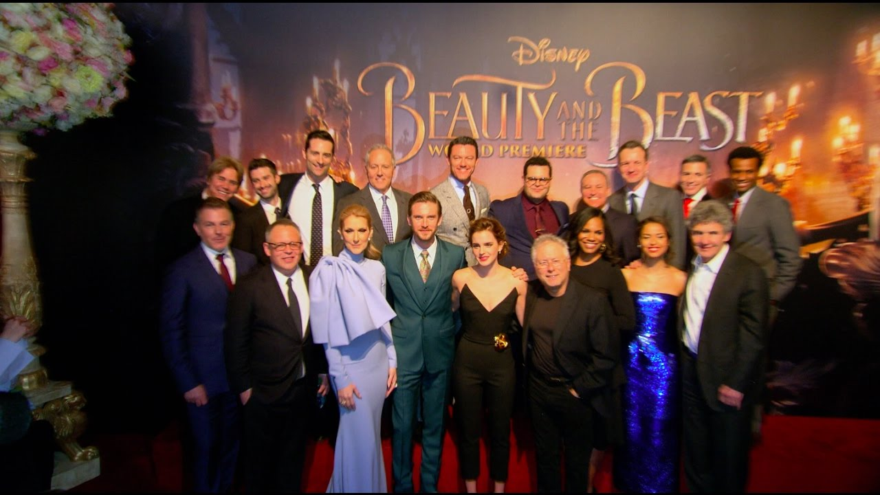 Thank You for Being Our Guest – Disney's Beauty and the Beast