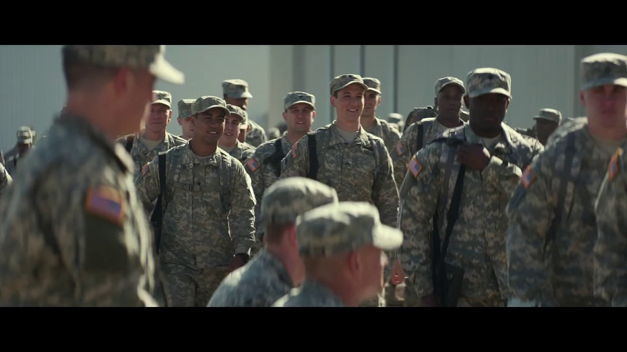 THANK YOU FOR YOUR SERVICE – OFFICIAL TRAILER [HD]