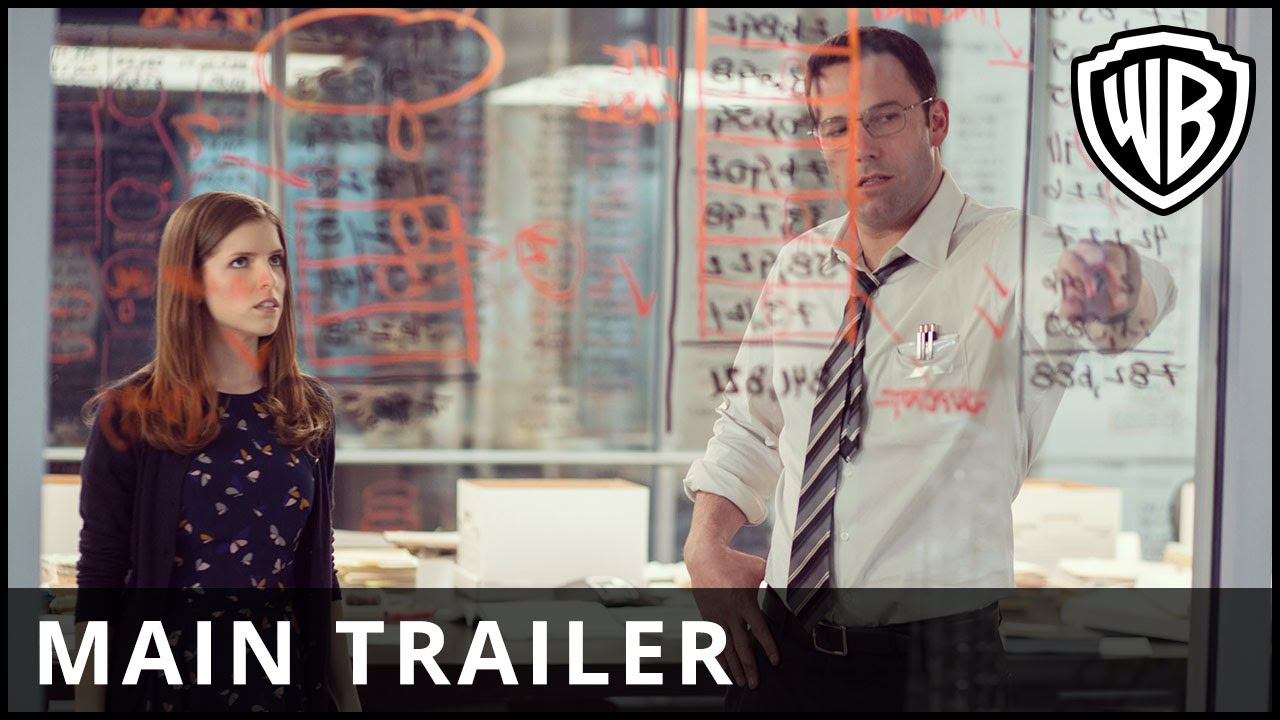 The Accountant – Main Trailer – Official Warner Bros. UK