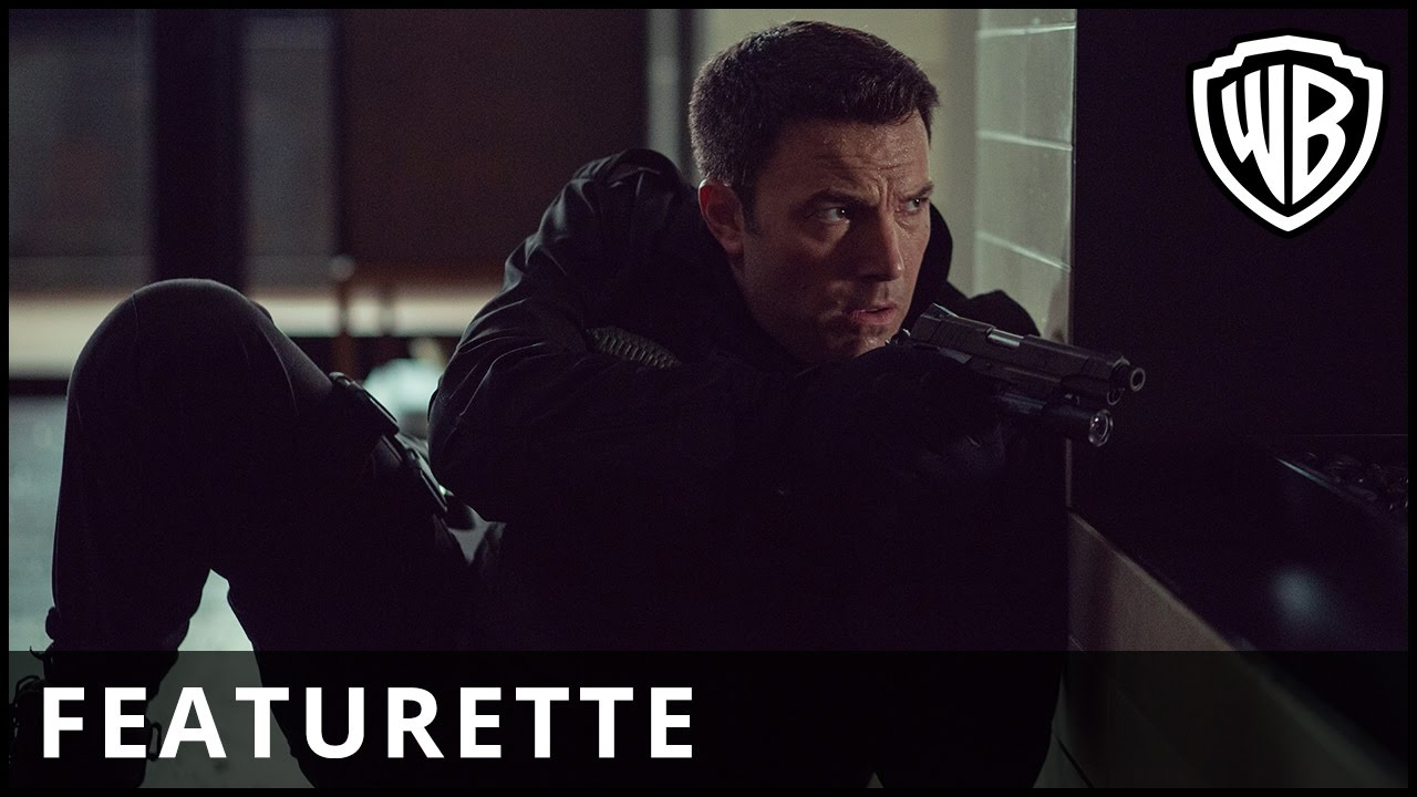 The Accountant – Solving The Puzzle Featurette – Official Warner Bros. UK