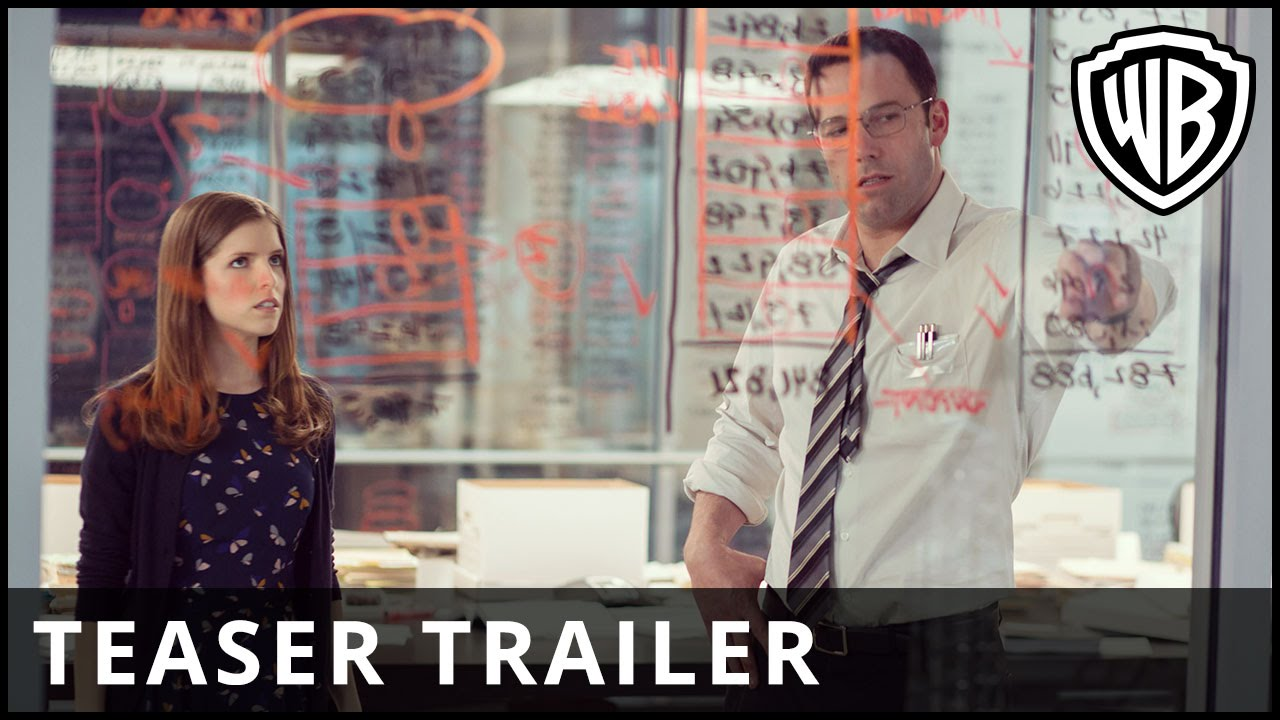 The Accountant – Teaser Trailer – Official Warner Bros. UK