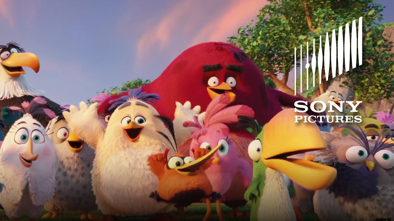 THE ANGRY BIRDS MOVIE – Biggest Party of the Summer (#1 Movie in America)