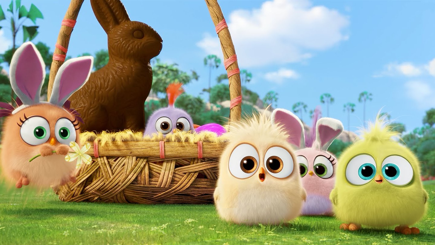THE ANGRY BIRDS MOVIE – Hatchling Easter