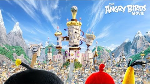 THE ANGRY BIRDS MOVIE – Official Theatrical Trailer #3 (HD)