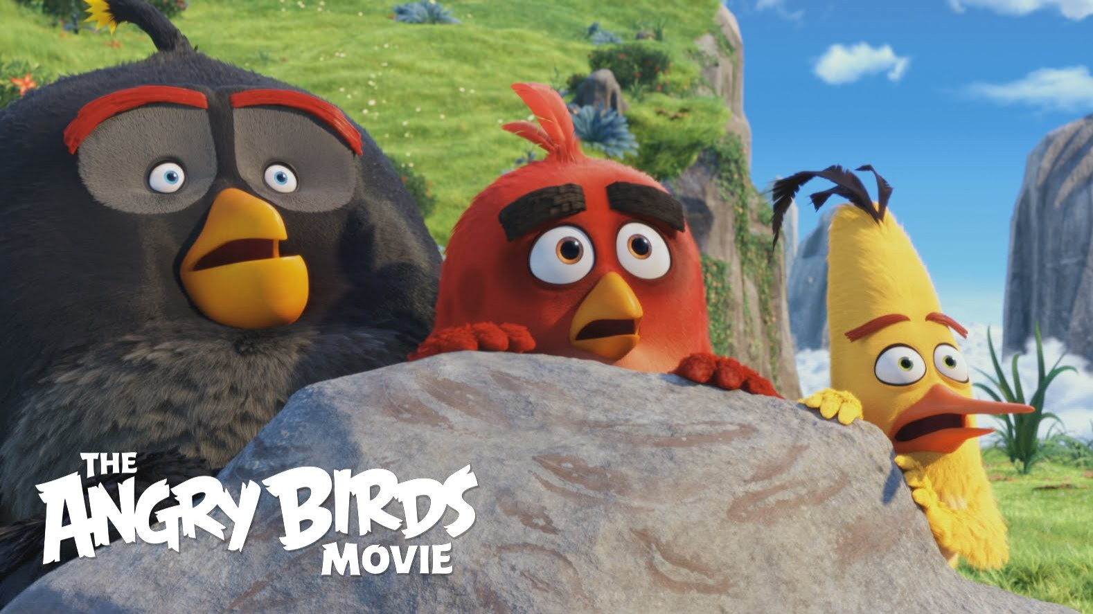 THE ANGRY BIRDS MOVIE –  Official Theatrical Trailer (HD)
